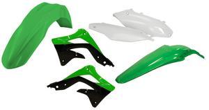 Acerbis Original 12 Plastic Kit For Kawasaki KX 450 F 2012 2250443593