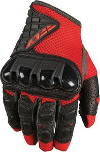 Fly Street CoolPro Force Gloves Red/Black 3XL