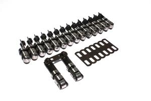 COMP Cams Endure-X Solid Roller Lifter Set for Chevrolet Small Block