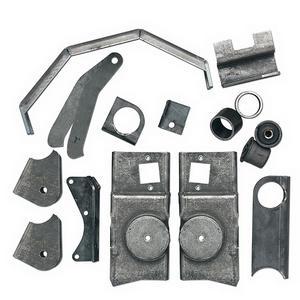 Rubicon Express RE9968 Axle Bracket Kit Fits 97-06 Wrangler (TJ)