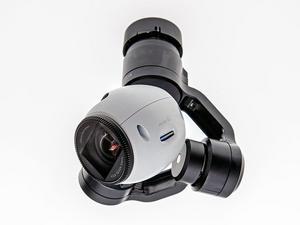 """DJI Inspire 1 Gimbal & Camera Unit - 4K Video & 12MP Stills - EXMOR 1/2.3"""" CMOS"""