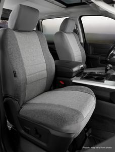 Fia OE37-18 GRAY Oe Custom Seat Cover Fits 04-08 F-150 Mark LT
