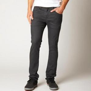 Fox T-Rex Jeans Aluminum (Black, 36x32)