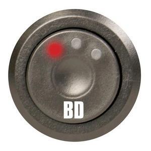 BD Diesel 1057705 Throttle Sensitivity Booster Push Button Switch Kit