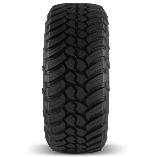 33x12.50R22LT AMP Mud Terrain Attack MT 109Q E/10 Ply BSW Tire