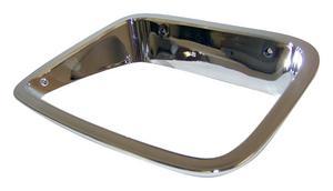 Crown Automotive 56003104 Headlamp Bezel Fits 87-95 Wrangler (YJ)