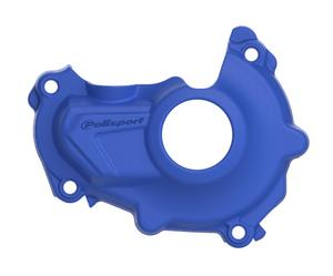 Polisport Ignition Cover Protector Blue for Yamaha YZ 450 F 14-18 8460700002