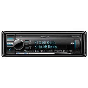 Kenwood eXcelon KDC-X998 CD Receiver with Built-in Bluetooth & HD Radio