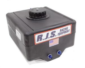 RJS SAFETY Red Plastic 12 gal Drag Race Fuel Cell P/N 3002601