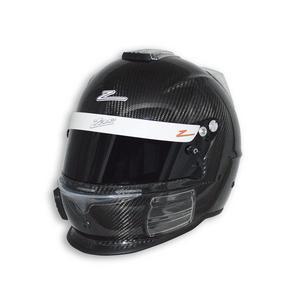 ZAMP 2X-Large Carbon Fiber RZ-44C Snell SA-2015 Helmet P/N H741CB3XXL
