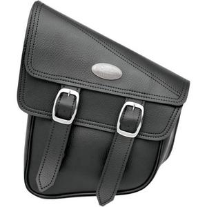 All American Rider 947RVT RuffHyde Swingarm Storage Bag with Twin Buckles - Black