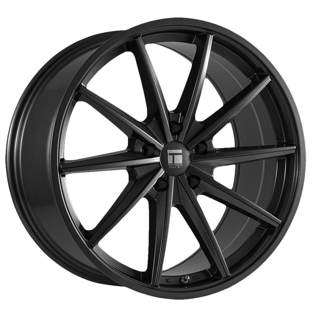 "Touren TF02 Flow Formed 20x9 5x120 +35mm Black Wheel Rim 20"" Inch"