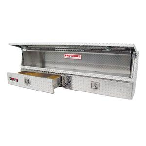 Westin 80-TBS200-72-BD Brute Pro Series; Contractor Top Sider Tool Box