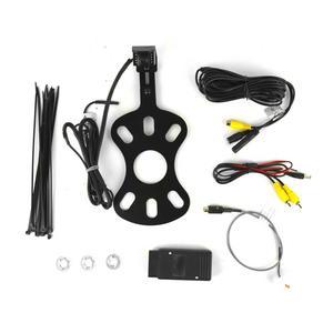 Brandmotion 9002-8857 Wheel Mount Rear Vision Camera Kit Fits Wrangler (JK)