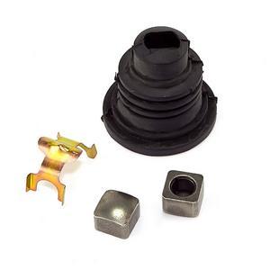 Omix-Ada 18018.02 Steering Shaft Boot Kit Fits 76-86 CJ5 CJ7 Scrambler