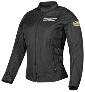 Honda Collection Gold Wing Textile Touring Womens Jacket (Black, XX-Large)