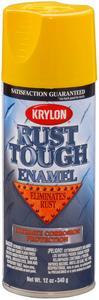Krylon RTA9211 Krylon Rust Tough Rust Preventive Enamels