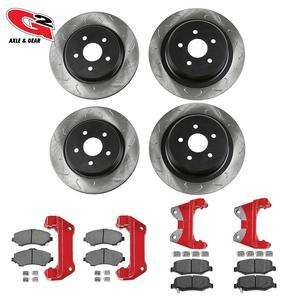 G2 Axle and Gear 79-JKKIT JK Big Brake Kit Fits 07-18 Wrangler Wrangler (JK)