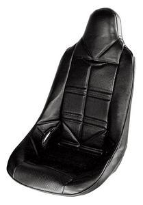 JAZ Black Vinyl Hi-Back Seat Cover P/N 150-101-01