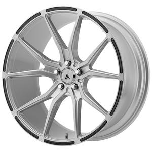 "4-Asanti ABL-13 Vega 20x9 5x4.5"" +35mm Brushed Wheels Rims 20"" Inch"