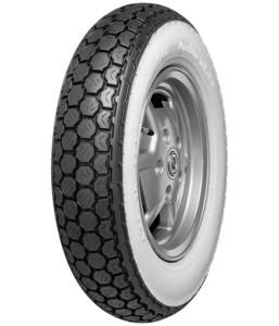 Continental 02200120000 Conti K62 Scooter Front/Rear Tire - 3.50-10 WW