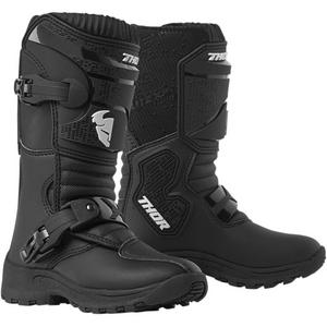 Thor Blitz XP Mini Kids Boots (Black, 12)