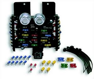 Painless Wiring 30001 11-Fuse ATO Fuse Center