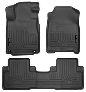 Husky Liners Front & 2nd Seat Floor Liners