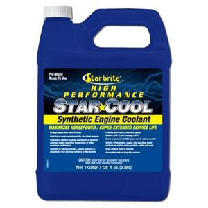 Star brite 33200 Hi Performance Extended Life PG Coolant 50/50 - 1gal.