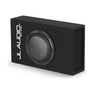 "JL Audio ACP108LG-W3V3 8"" Loaded Car Subwoofer & Enclosure Box & Amplifier"
