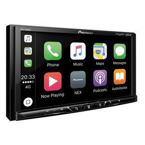 "Pioneer MVH-AV251BT 7"" Mechless Digital Media Receiver Apple CarPlay"