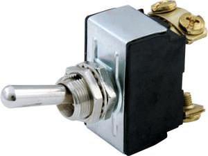 QUICKCAR RACING PRODUCTS Bridged Toggle Switch P/N 50-505