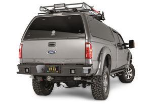 Westin 63000 Diamondstep Universal Rear Bumper Fits 87-04 Comanche Dakota