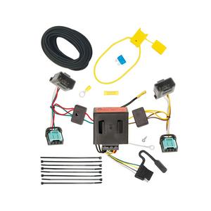 Tekonsha 118530 T-One Connector Assembly Fits 07-10 Passat