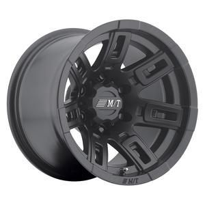 Mickey Thompson 90000019384 SideBiter II Wheel  15x10 5x5.5 in 3 5/8 in