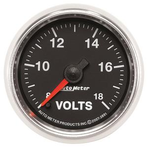AutoMeter 3891 GS Electric Voltmeter