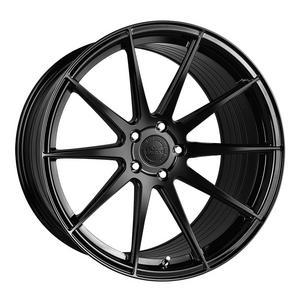 "19"" VERTINI RF1.3 FORGED GLOSS BLACK CONCAVE WHEELS RIMS FITS BMW F80 M3"