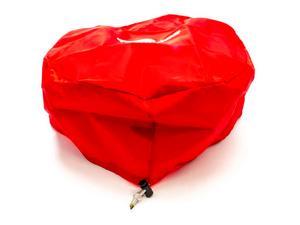 OUTERWEARS Red Air Filters Scrub Bag P/N 30-1161-03
