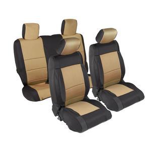 Smittybilt 471525 Neoprene Seat Cover Fits 13-18 Wrangler (JK)