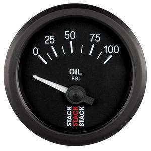 AutoMeter ST3202 Oil Pressure Gauge