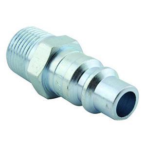 """Milton S-1837 3/8"""" MNPT H Style Plug -"""