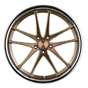 "20"" VERTINI RF1.5 FORGED BRONZE CONCAVE WHEELS RIMS FITS LEXUS RCF"
