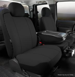 Fia SP88-37 BLACK Seat Protector Custom Seat Cover