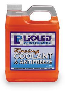 Liquid Performance Racing 0016 Racing Coolant and Anti-Freeze - 64oz.
