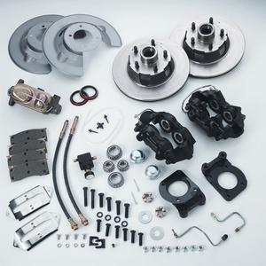 SSBC Performance Brakes A120D Drum To Disc Brake Conversion Kit