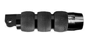 Avon Grips FP-AIR-90-AN-EL Air Cushioned Elite Footpegs - Black
