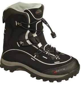 Baffin Inc Snosport Womens Boots (Black, 6)