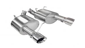 Corsa Performance 14316 Sport Axle-Back Exhaust System Fits 11-14 Mustang