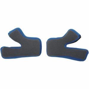 AFX 0134-1989 Cheek Pads for FX-17 Helmet - Sm - Blue