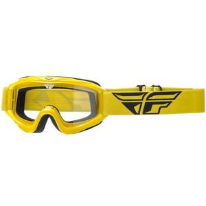Fly Racing Focus Goggles (Yellow)